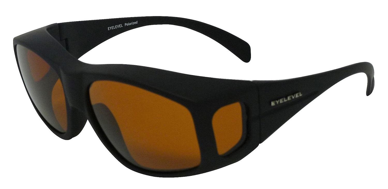 Medium Overglasses Polarized Amber Cat 2 Uv400 Lenses