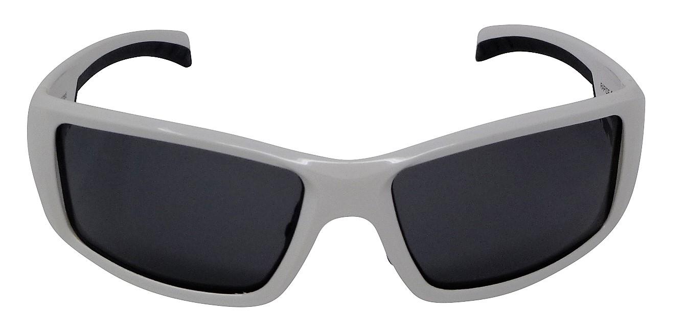 7fa400d0b6e FREE SHIPPING! Rapide White Sports Sunglasses Polarized Grey cat-3 ...