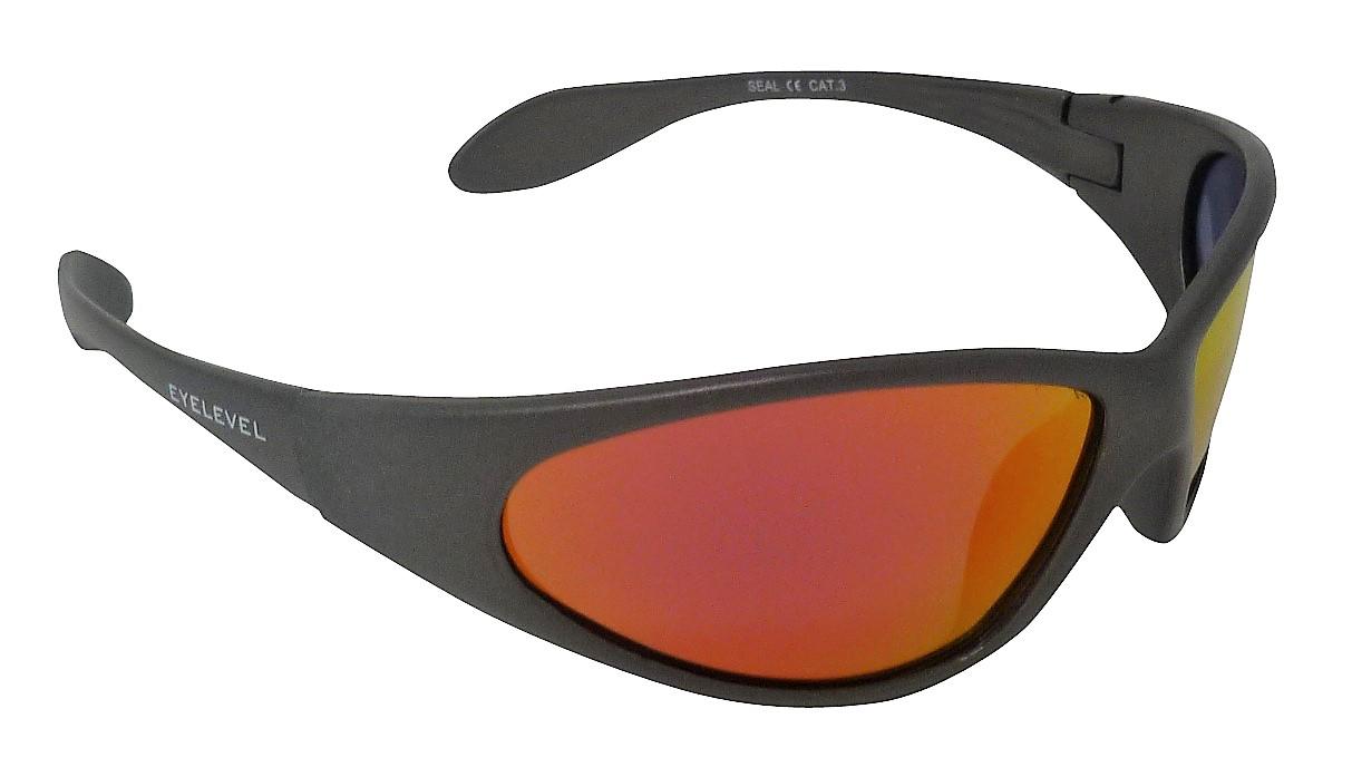 Predator Sunglasses Polarized Blue Mirror Cat-3 UV400 Lens