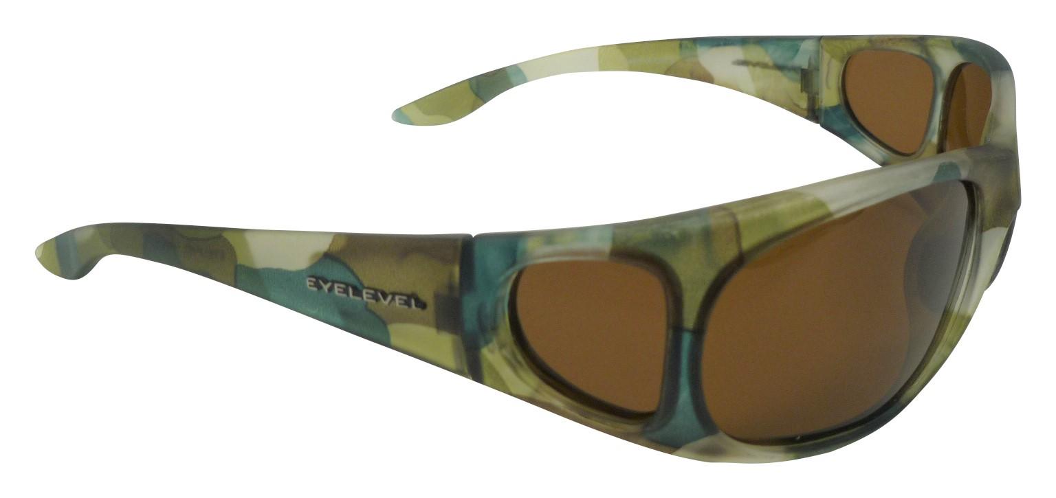 2865839b3b6 FREE SHIPPING! Carp Sport Sunglasses Polarized Brown Cat 3 UV400 ...