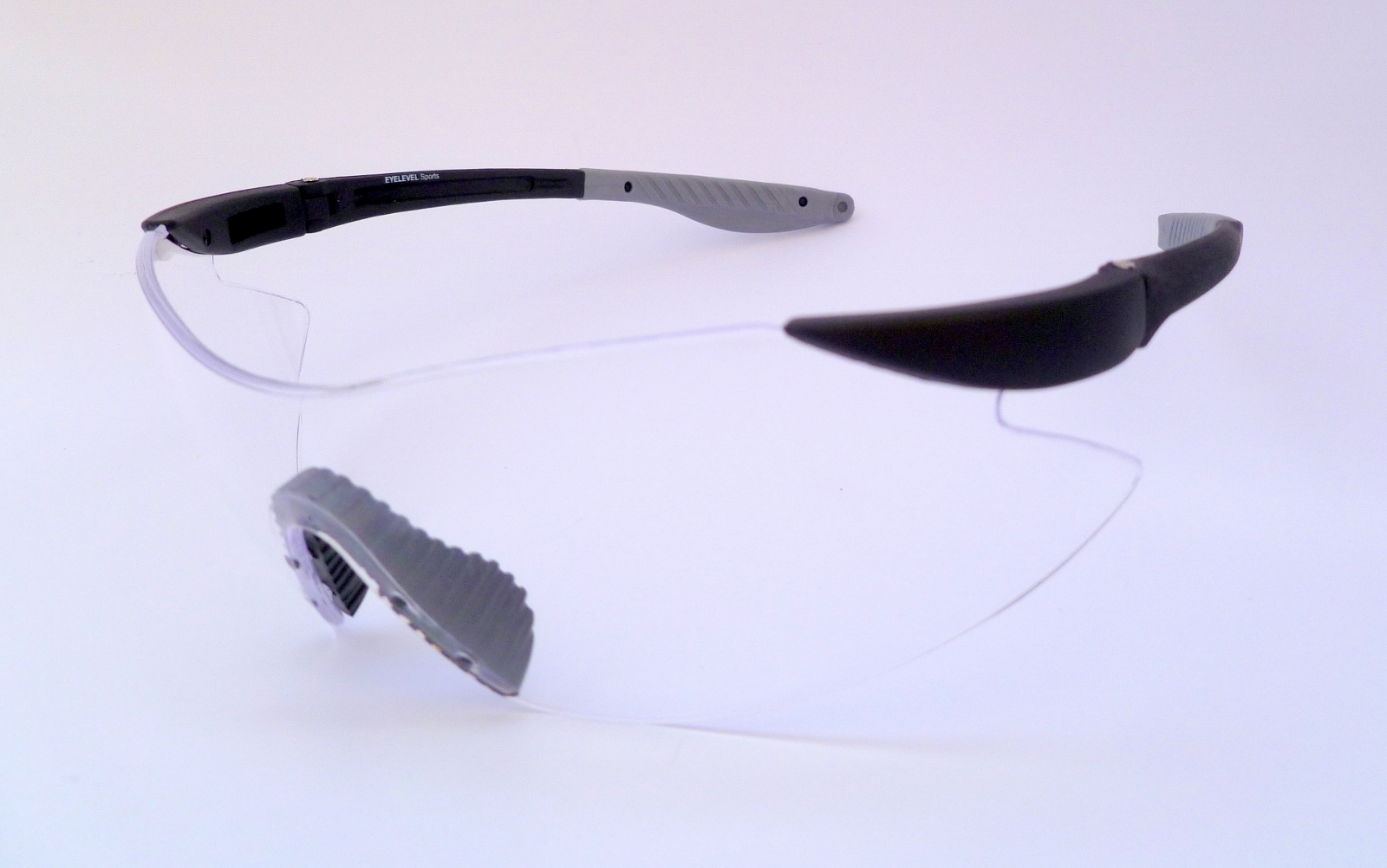 Frameless Shooting Glasses : Target Shooting Safety Glasses Clear Shatterproof UV400 ...