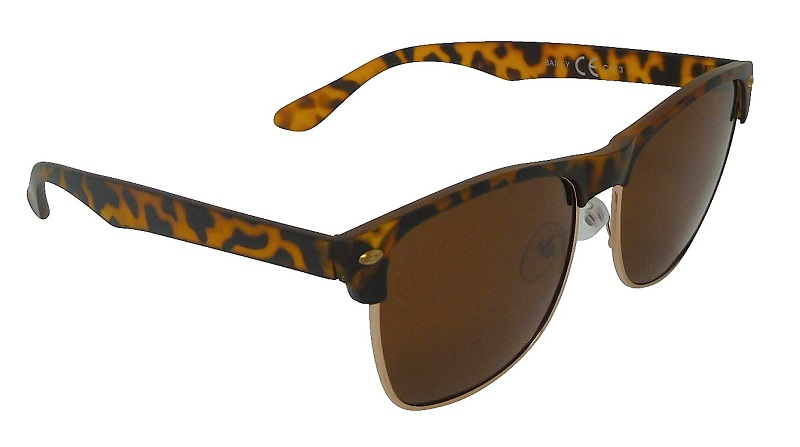 Bailey Sunglasses Polarized Brown Cat-3 UV400 Lenses