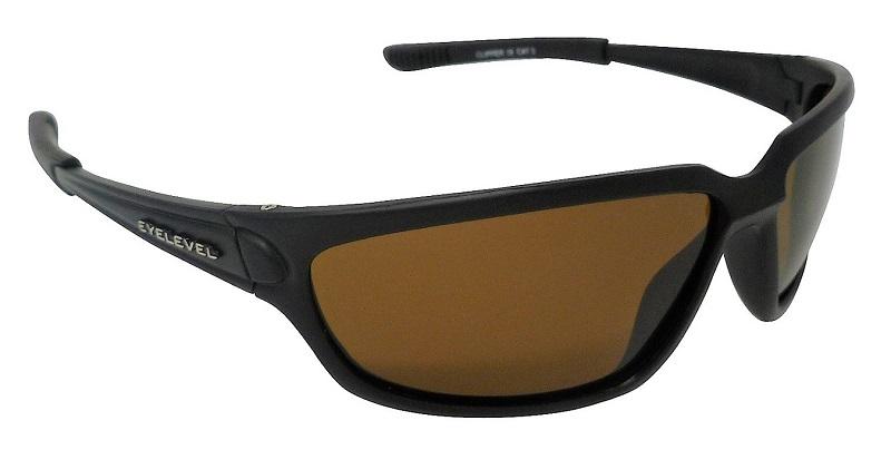 Clipper Sunglasses Polarized Brown Cat-3 UV400 Lenses