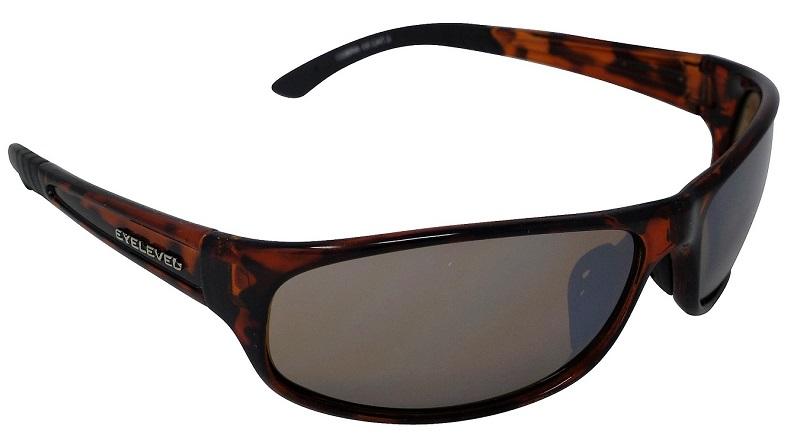 Cobra Sports Sunglasses  Bronze Mirror Cat-3 UV400 Shatterproof Lenses
