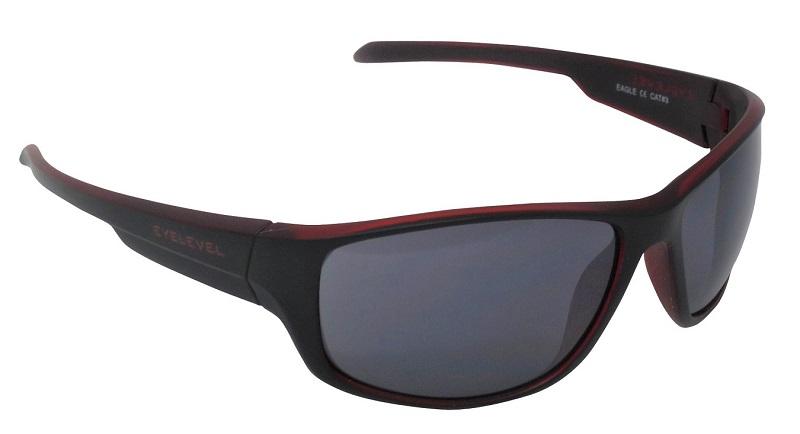 Eagle Sports Sunglasses Silver Mirror Cat-3 UV400 Lenses (R)