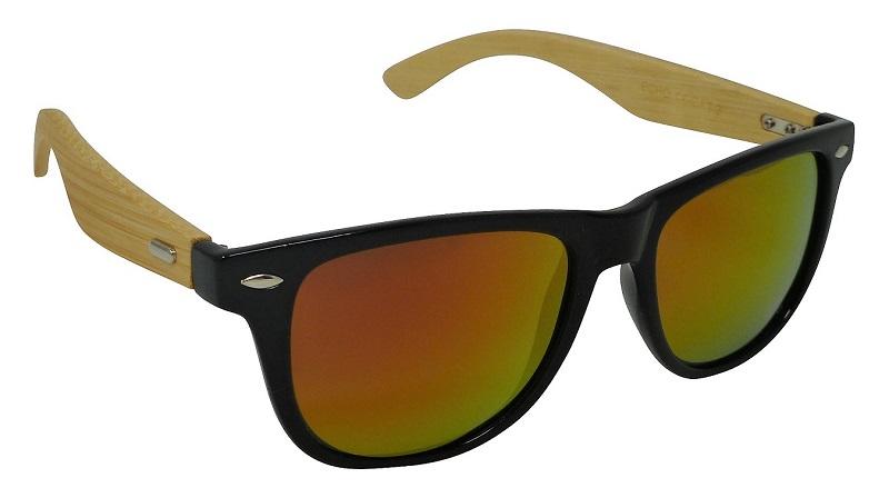 Echo Sunglasses Polarized Red Mirror Cat-3 UV400 Lenses
