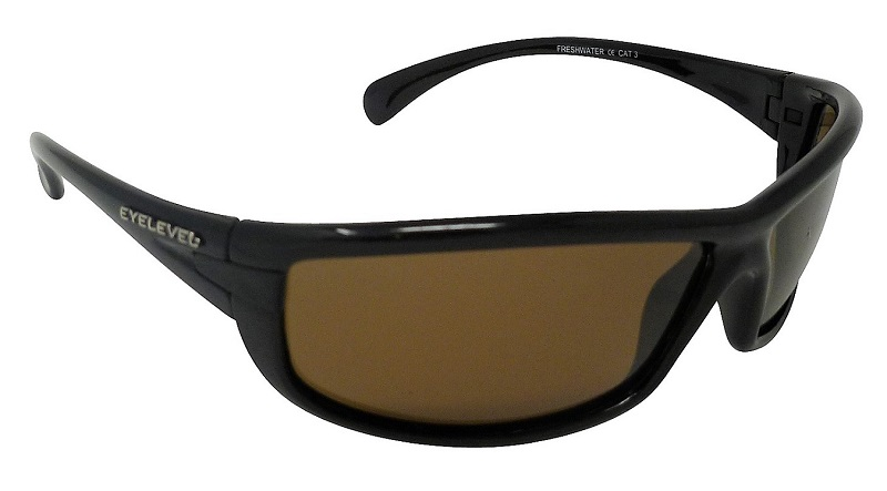Freshwater Sunglasses Polarized Brown Cat-3 UV400 Lenses