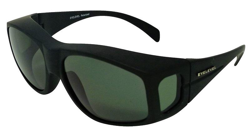 b27c0c81ce FREE SHIPPING! Medium Overglasses Polarized Smoke-Green Cat-3 Anti ...