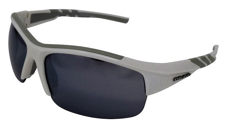 Meteor Sports Sunglasses Silver Mirror Shatterproof Cat-3 UV400 Lenses