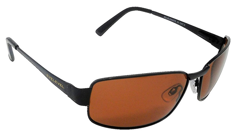 Accelerate Drivers Sunglasses Polarized Copper Cat 3 UV400 Lenses (BF)