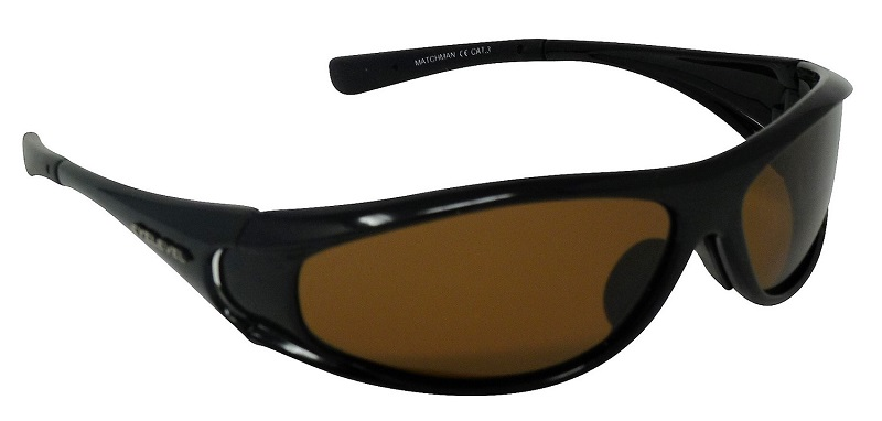 Matchman Sunglasses Polarized Brown Cat-3 UV400 Lenses