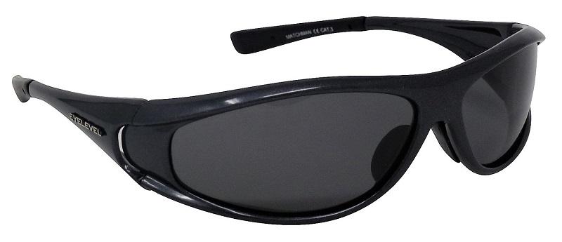 Matchman Sunglasses Polarized Grey Cat-3 UV400 Lenses