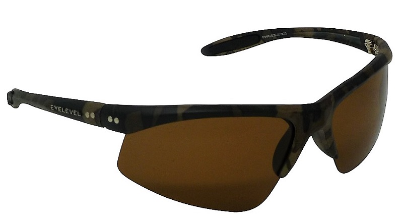 Chameleon Sunglasses Polarized Brown Cat-3 UV400 Lenses