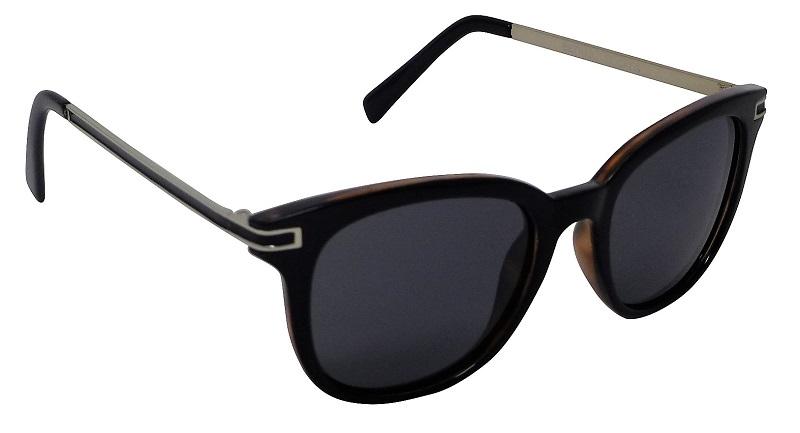 Bethany Womens Sunglasses Polarized Grey Cat-3 UV400 Lenses