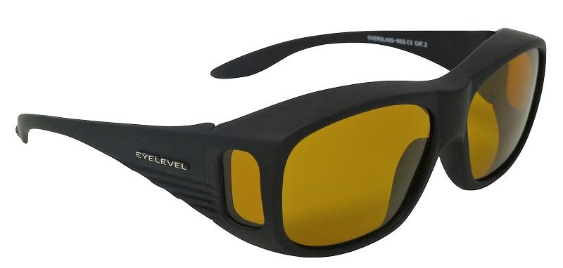 Regular Overglasses Polarized Yellow Cat-2 UV400 Lenses