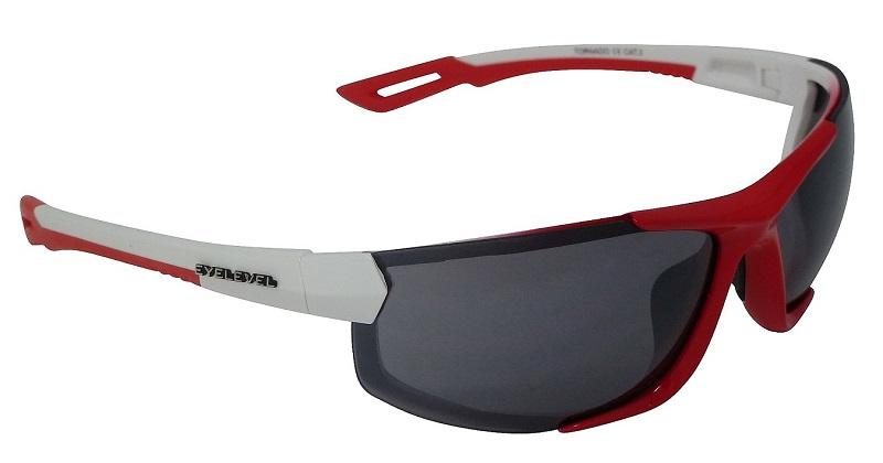 Tornado Sunglasses Shatterproof Silver Mirror Cat-3 UV400 Lenses