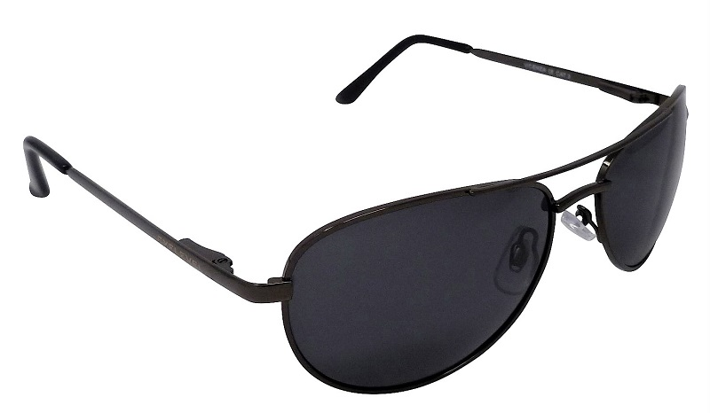 Vicenza pilot style Polarized Grey Cat-3 UV400 Lenses