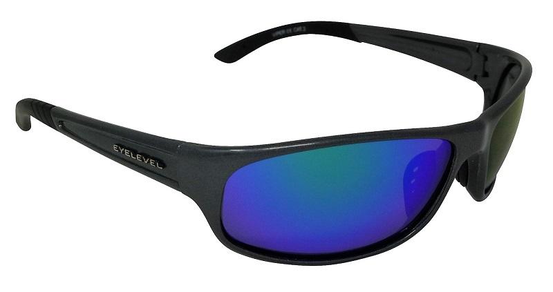 Viper Sunglasses Polarized Blue Mirror Cat-3 UV400 Lens