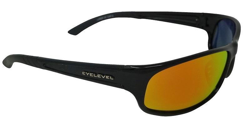 Viper Sunglasses Polarized Red Mirror Cat-3 UV400 Lens