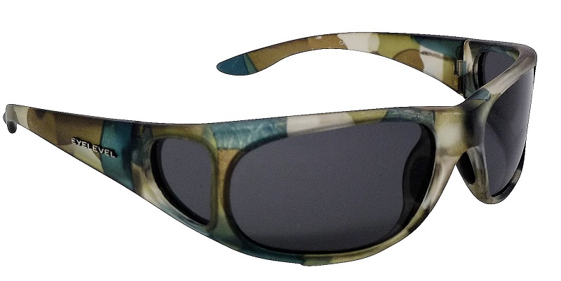 Carp Sunglasses Polarized Grey Cat 3 UV400 Lenses + Side shields