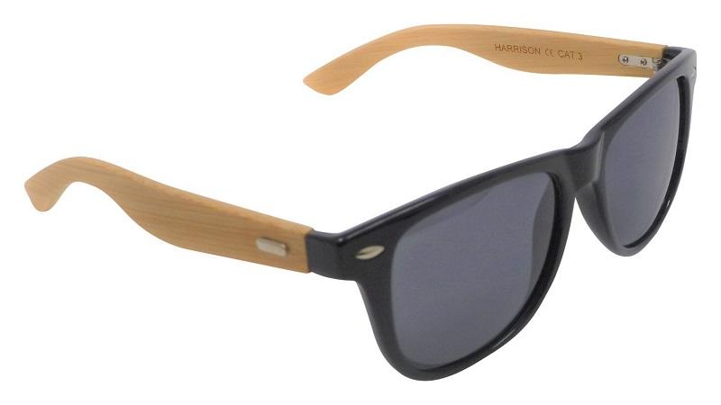 Harrison Sunglasses Polarized Grey Cat-3 UV400 Lenses
