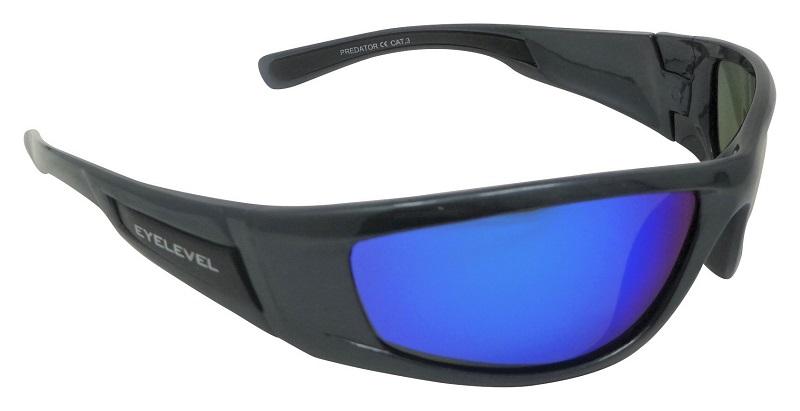 ac1db1713d58 FREE SHIPPING! Predator Sports Sunglasses Polarized Blue Mirror Cat ...