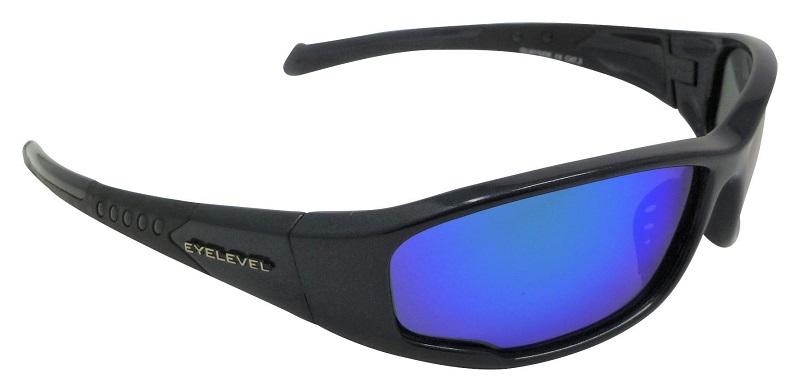 Quayside Sunglasses Polarized Blue Mirror Cat-3 UV400 Lenses