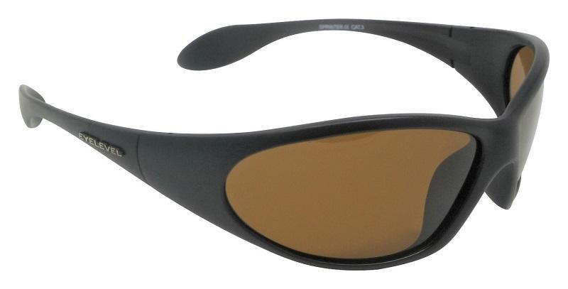 Sprinter Sunglasses Polarized Brown Cat-3 UV400 Lenses