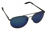 Bologna Pilot Style Polarized Blue Mirror Cat-3 UV400 Lenses