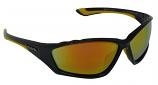 Bullet Sports Sunglasses Red Multi-Coated Mirror Cat-3 UV400 Shatterproof Lenses