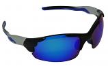 Clearwater Sport Sunglasses Polarized Blue Mirror Cat-3 UV400 Lens