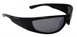 Freefall Sports Sunglasses Silver-tinted Mirror Cat-3 UV400 Shatterproof Lenses