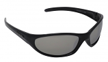 Intruder Sport Sunglasses Silver -Mirror Cat-3 UV400 Shatterproof Lenses.
