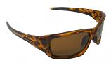 Coastal Tortoiseshell Sunglasses Polarized Brown Cat-3 UV400 Lenses