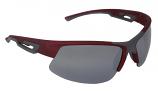 Shadow Sports Sunglasses Silver Mirror Cat-3 UV400 Lenses