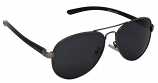 Sicily Aviator Sunglasses Polarized Grey Cat-3 UV400 Lenses