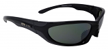 Thunderbolt Sports Sunglasses Smoke-Green Cat-3 UV400 Shatterproof Lenses