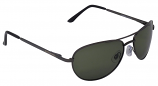 Vicenza pilot style Polarized Smoke-Green Cat-3  UV400 Lenses