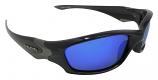 River Sunglasses Polarized Blue Mirror Cat 3 UV400 Lenses