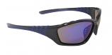 Armour Sports Sunglasses Blue Mirror Cat-3  UV400 Shatterproof Lenses