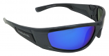 Predator Sunglasses Polarized Blue Mirror Cat-3 UV400 Lens
