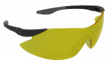 Target Shooting Safety Glasses Yellow Shatterproof  UV400 Lens
