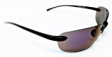 Quest Sports Sunglasses Blue Tinted Mirror Cat-3  UV400 Lenses
