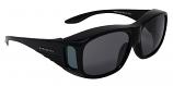 Regular Overglasses Polarized Grey Cat-3 UV400 Lenses