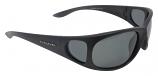 Stalker Sunglasses Polarized Grey Cat-3  UV400 Lenses + Side Shields