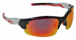Clearwater Sunglasses Polarized Red Mirror Cat-3 UV400 Lens